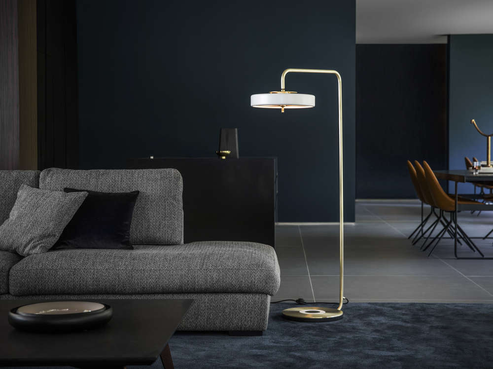 Bert Frank Revolve Floor Lamp