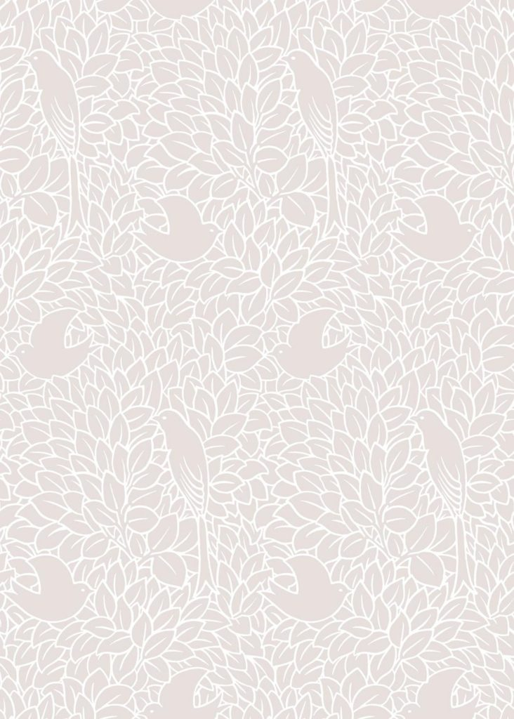 collection of flowers spring wallpaper Cole and son