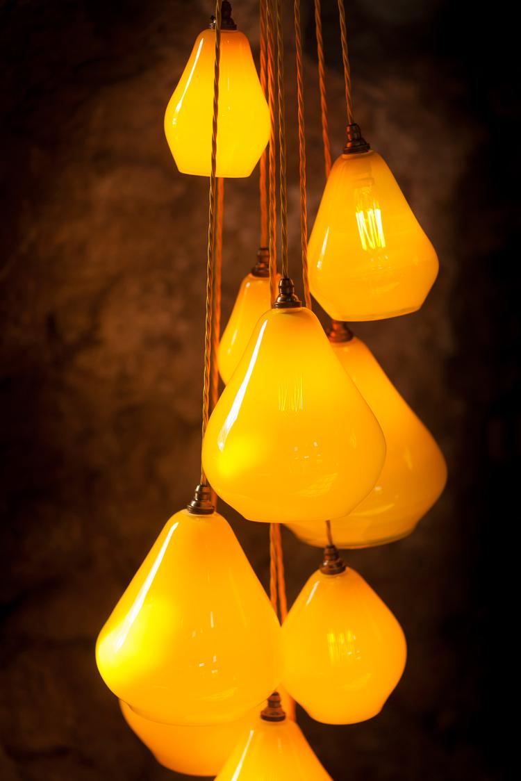 acid chandelier