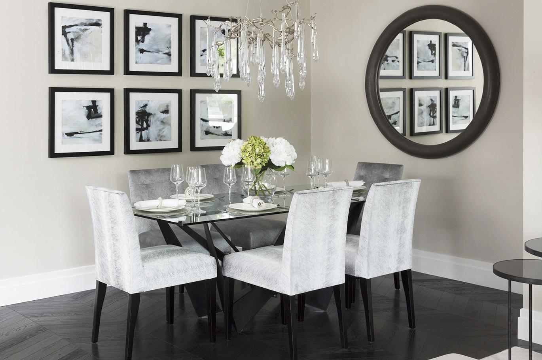 luxurious dining