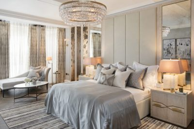 sumptuous bedroom